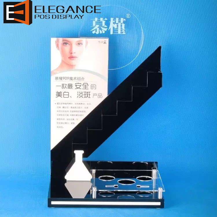 The Importance of Independent Design of Cosmetics Display Stand