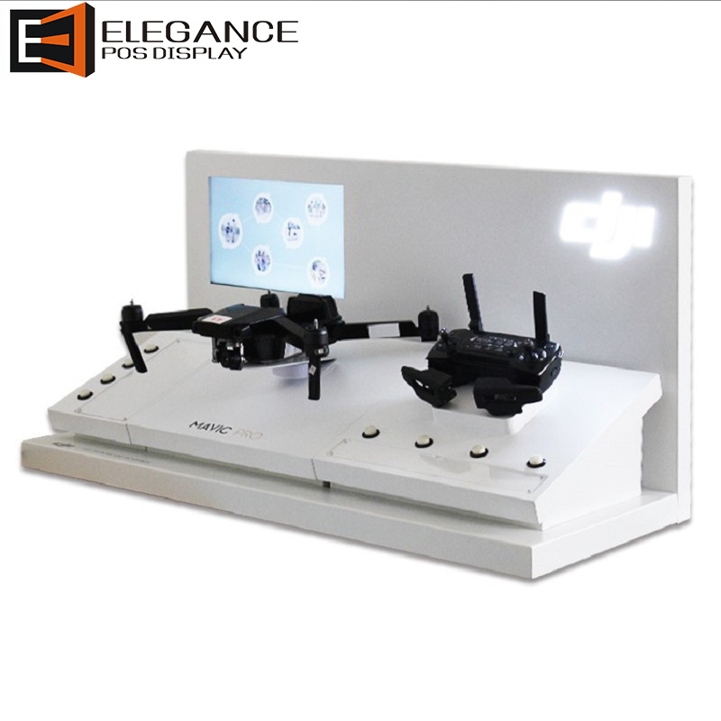 Electronic Products Display Stand Should Choose What Material?